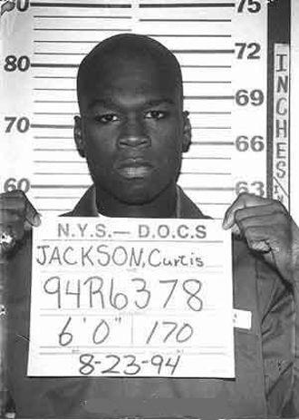 50 Cent ünlü olmadan önce. Silahlı saldırı.